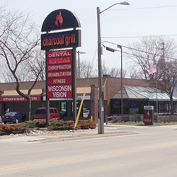 Charcoal Grill Racine East Location