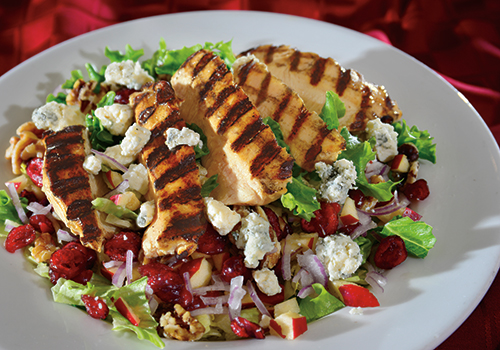 Wisconsin Harvest Salad